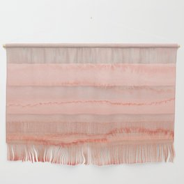 WITHIN THE TIDES - LIVING CORAL Wall Hanging