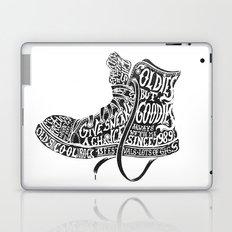 Oldies but Goodies Laptop & iPad Skin