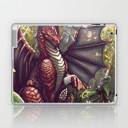 Mending the Dragon Laptop & iPad Skin