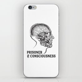 Prisoner of Conciousness iPhone Skin