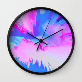 Ooze Wall Clock