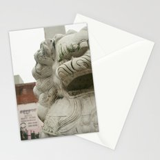 Guardian Lion Stationery Cards