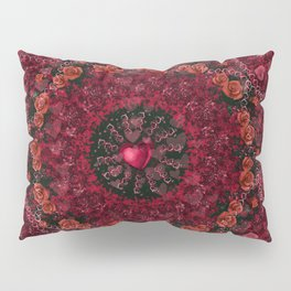 Dear Valentine Pillow Sham