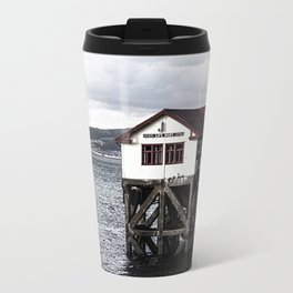The Old Boathouse. Travel Mug