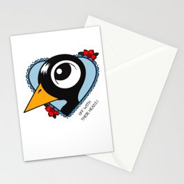 OFF WITH THEIR HEADS!! Stationery Cards