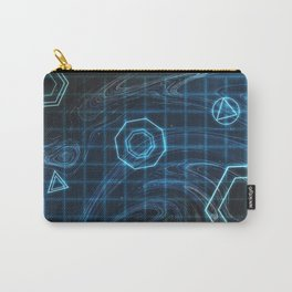 Young and Menace Carry-All Pouch