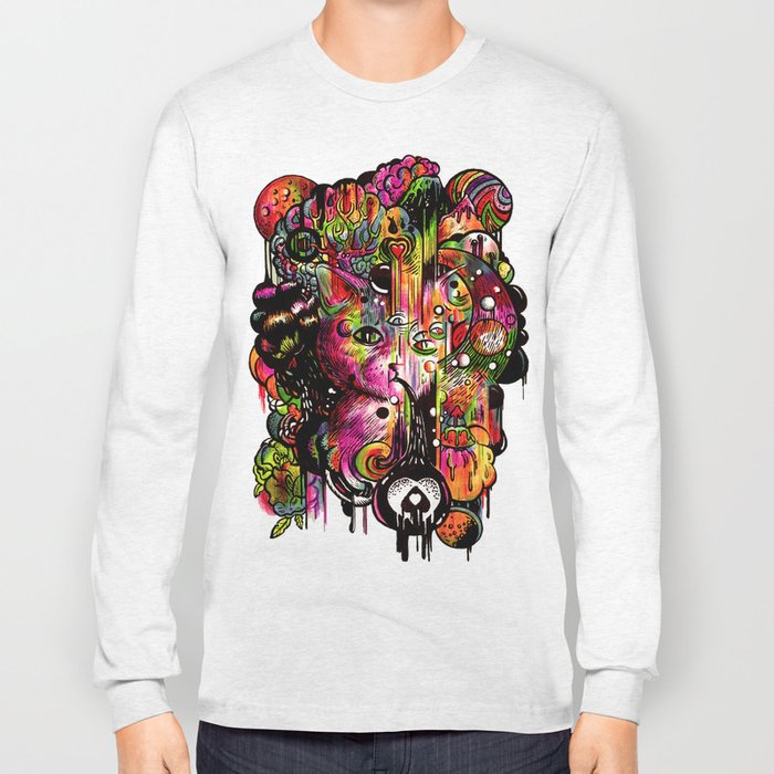 Amygdala Malfunction Long Sleeve T-shirt