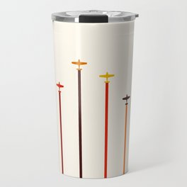 Retro Airplanes 02 Travel Mug
