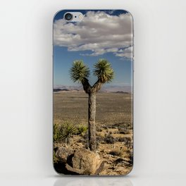 Y Joshua Tree iPhone Skin