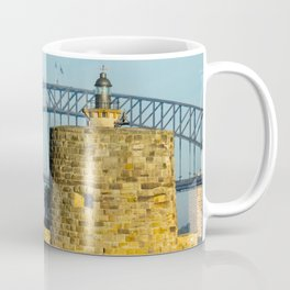 Fort Denison, Sydney Harbour Coffee Mug