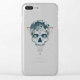Satellite Clear iPhone Case