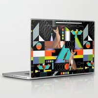 predator Laptop & iPad Skins featuring Predator by Vannina