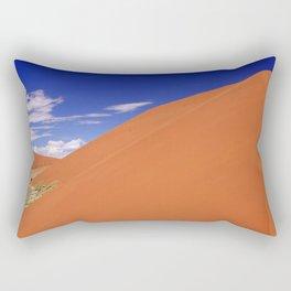 Dune in the Namib desert - Namibia Rectangular Pillow