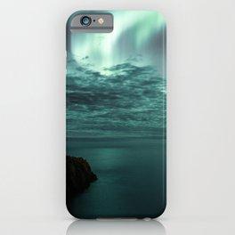 Aurora Borealis II iPhone Case