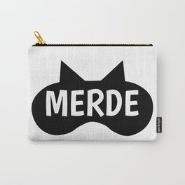 Merde Carry-All Pouch