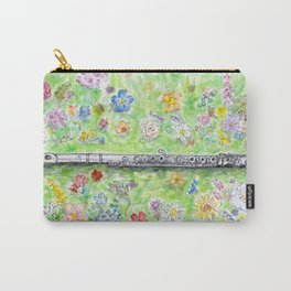 Voice of Silver Carry-All Pouch