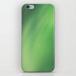 Aurora Borealis 4 iPhone Skin