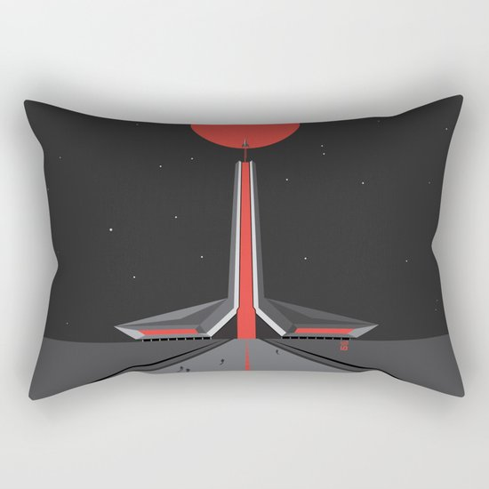 station7 Rectangular Pillow