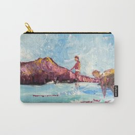 Surfriders Waikiki  Carry-All Pouch