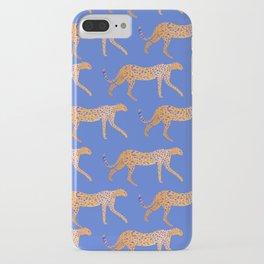 Leopard - Orange iPhone Case