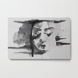 MooD Metal Print