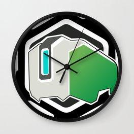 overteam Wall Clock