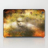 ghost iPad Cases featuring Ghost  by Ganech joe