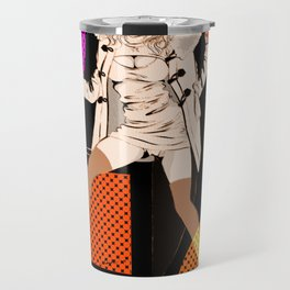 RETRO POP / DUFFLE COAT Travel Mug