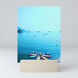 Morning Paddle Mini Art Print