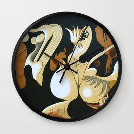 Nebula (1997) Wall Clock
