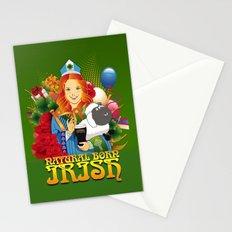 Natural Born Irish  Stationery Cards