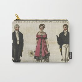 DANCING PEOPLE Carry-All Pouch