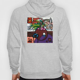 POTHEAD and the COVETED GLASS EYE Hoody