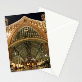 Colon Market of Valencia Stationery Cards