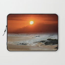 The Birth of the Island Laptop Sleeve