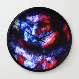 The New Masters Wall Clock
