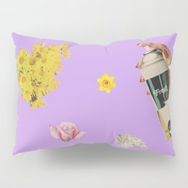 Spring Cleaning Pillow Sham
