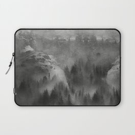 B&W - Wish You Were Here (Chapter I) Laptop Sleeve
