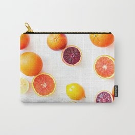 Winter Citrus 1 Carry-All Pouch