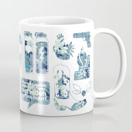 Novel Pictures - Storm Front  Coffee Mug