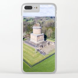 Hamiltons knob 3 Clear iPhone Case