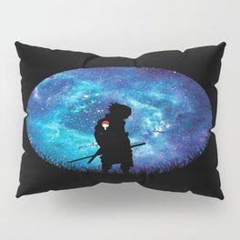 Sasuke Silhouette Uchiha Pillow Sham