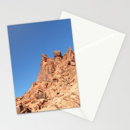 Desert Mountains Stationery Cards