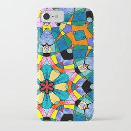 fractal V iPhone Case