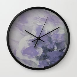 Crown Chakra Wall Clock