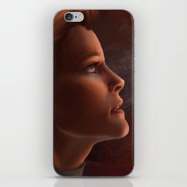 Captain Kathryn Janeway iPhone Skin