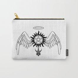 Destiel Logo Carry-All Pouch