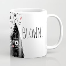 MIND BLOWN. Mug