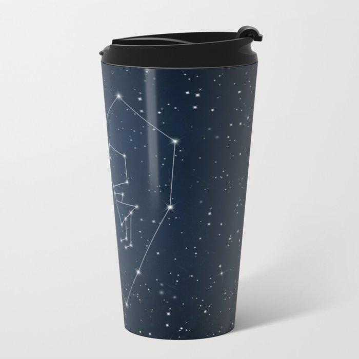 Written in The Stars Metal Travel Mug