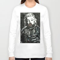 death star Long Sleeve T-shirts featuring Death Star by Matt Pecson